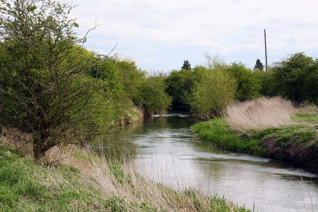 The River Windrush - geograph.org.uk - 1252151