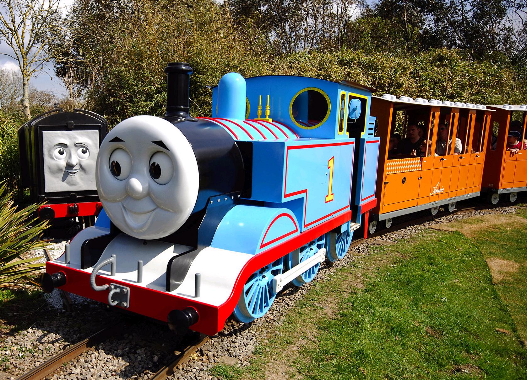 Thomas and Friends - Wikidata