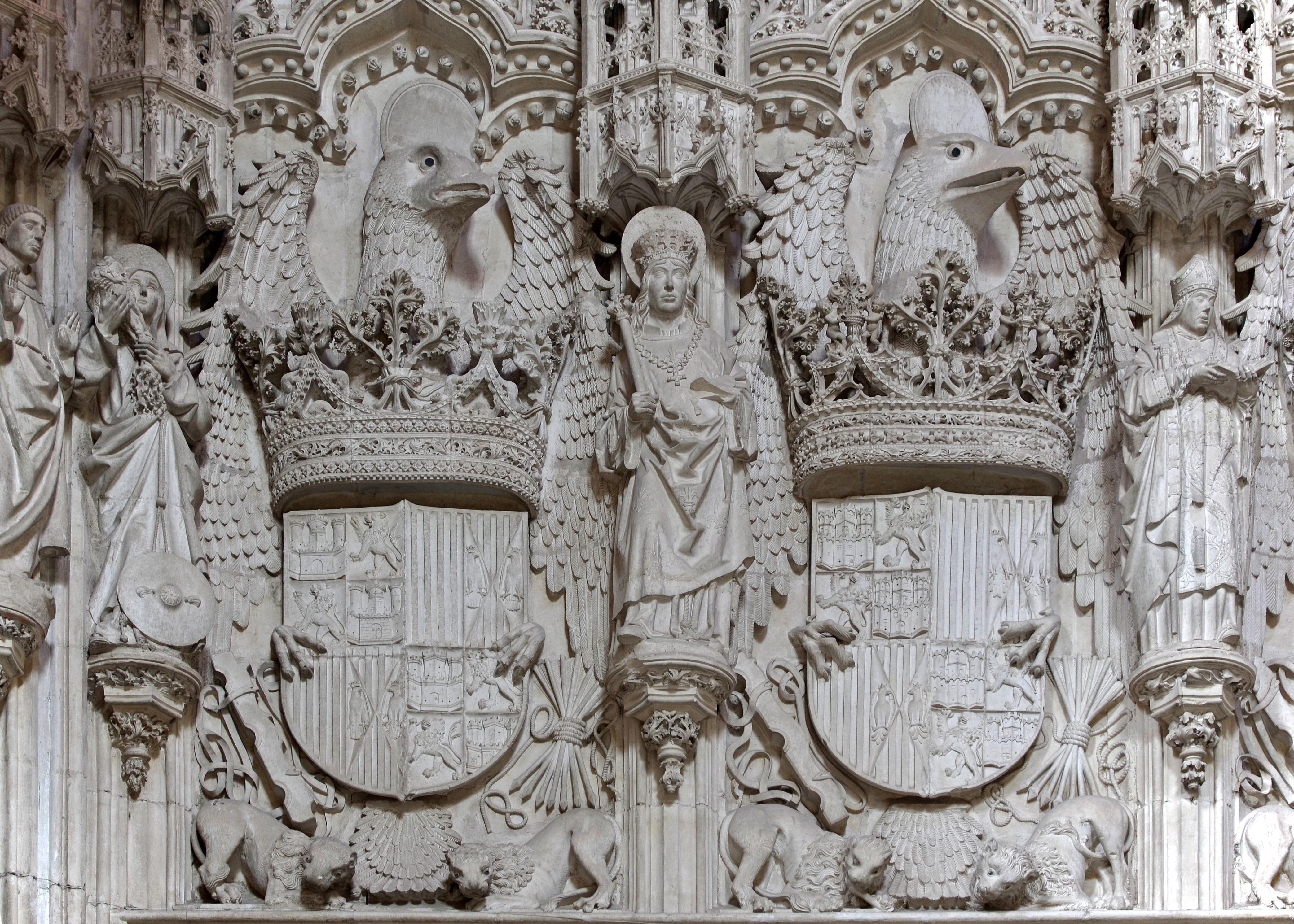 Datei:Toledo - Monasterio de San Juan de los Reyes 05.jpg ...
