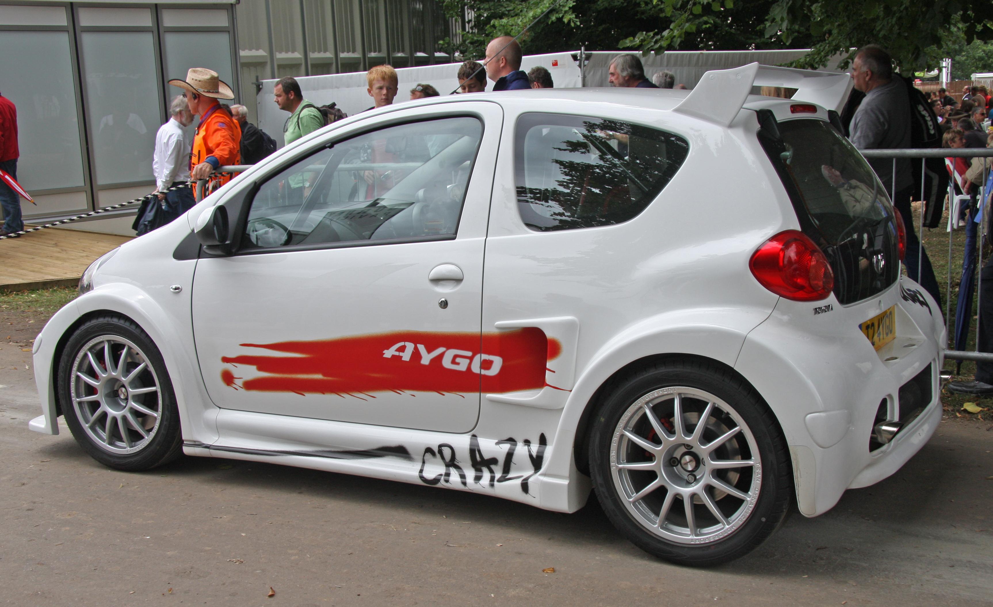 File Toyota Aygo Crazy Flickr Exfordy 1 Jpg