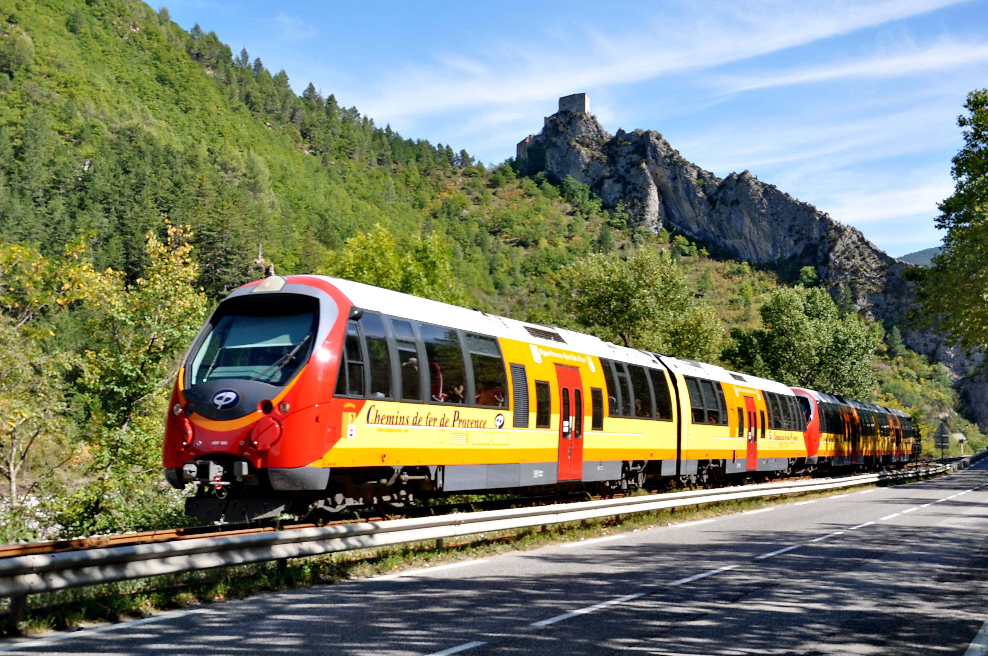 Description Train des ...