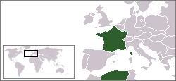 Frankreich nach dem Zweiten Weltkrieg