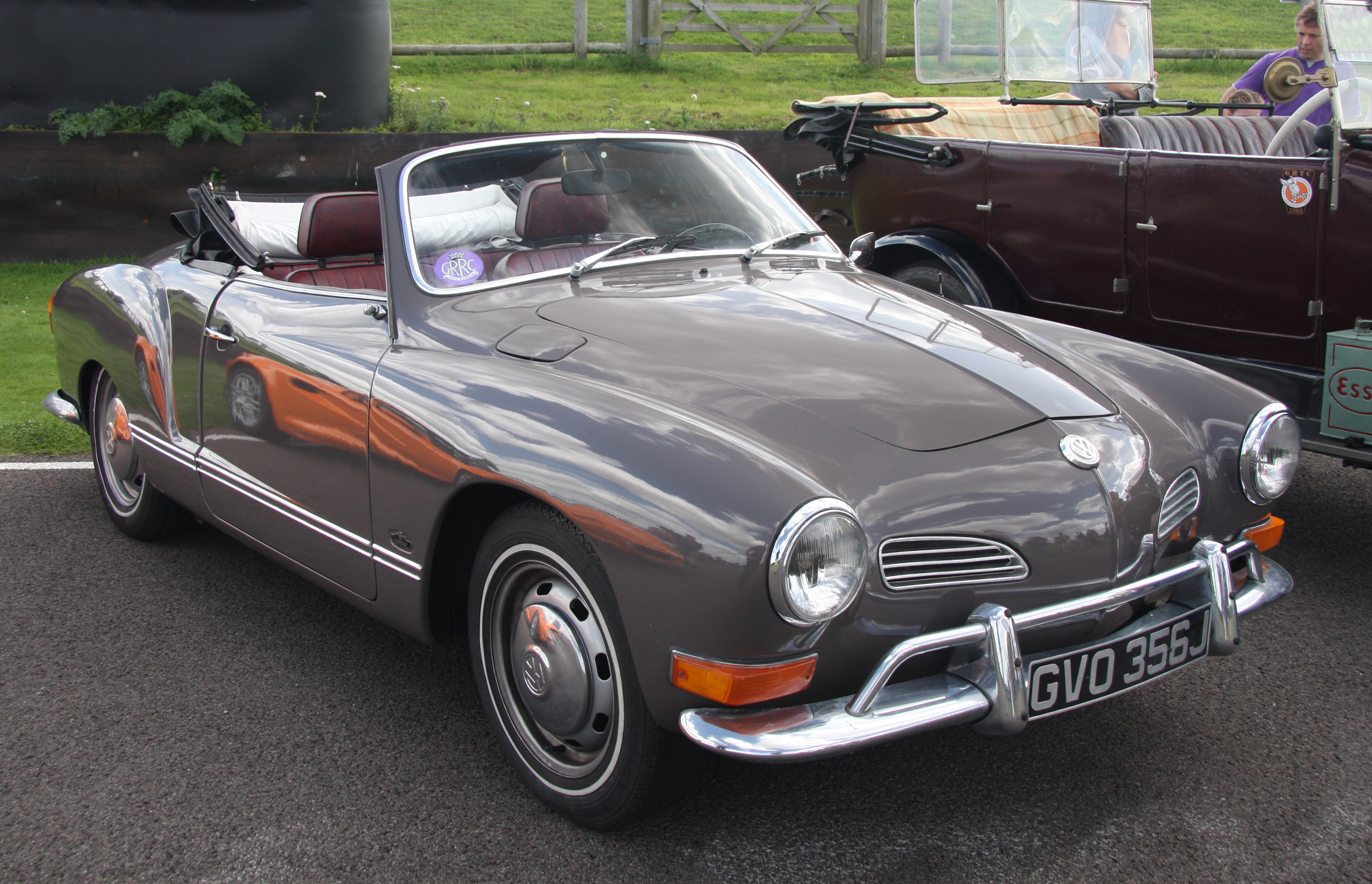 1000+ images about Karmann ghia grey silver on Pinterest ...