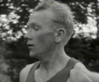 Veikko Karvonen athletics competitor