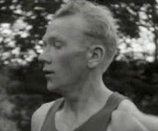 Veikko Karvonen Finnish long-distance runner