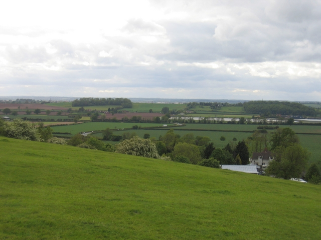View from Ufton - geograph.org.uk - 156369