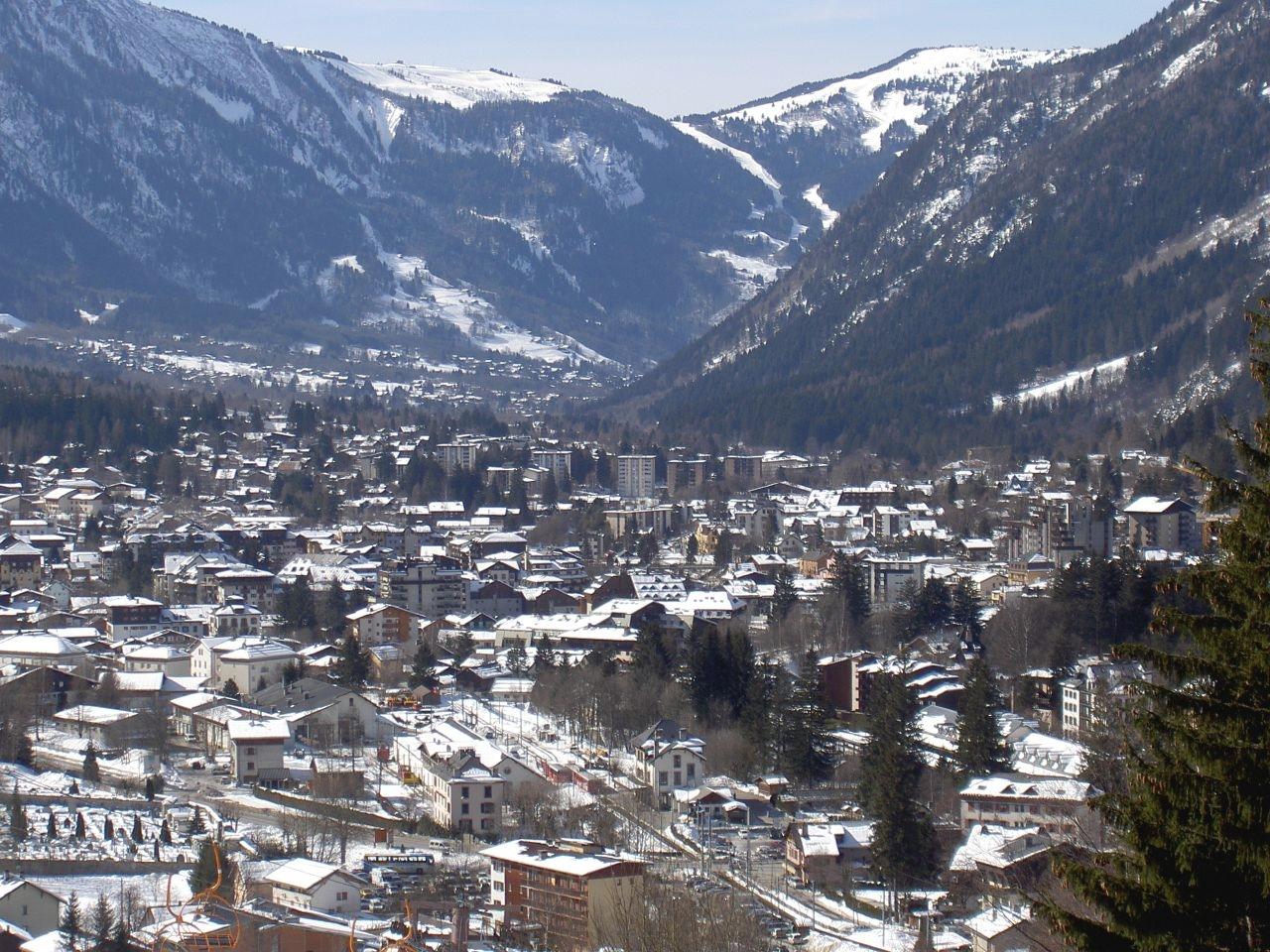Mont Blanc Ville Proche