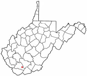 Itmann, West Virginia Census-designated place in West Virginia, United States