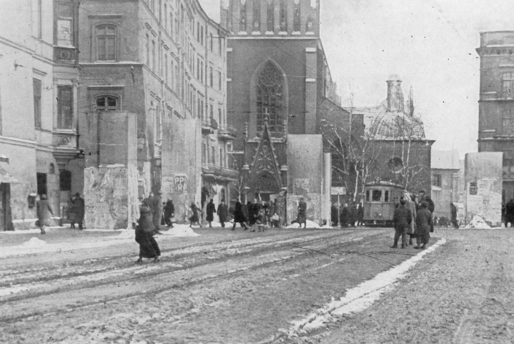 Image result for photo of Krakow during WWII