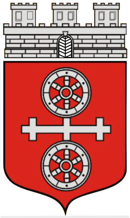 Coat of arms of Gau-Algesheim