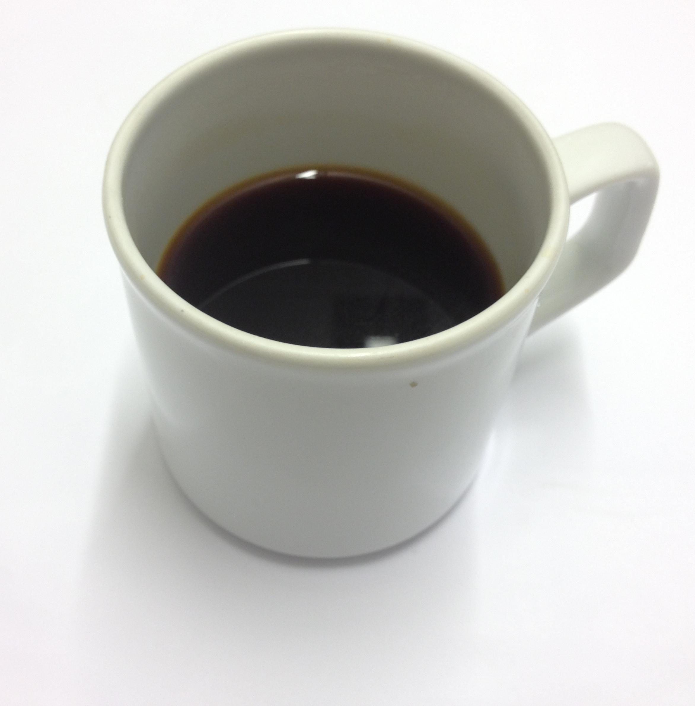 File:White cup of black coffee.jpg