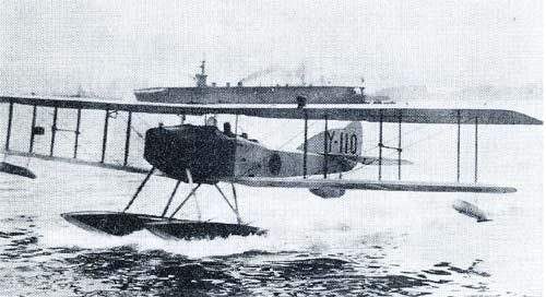 横廠式ロ号甲型水上偵察機
