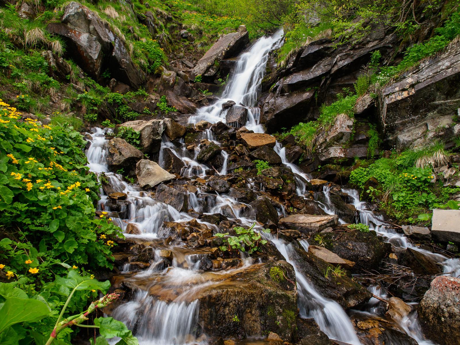 Дзембронські водоспади — Вікіпедія