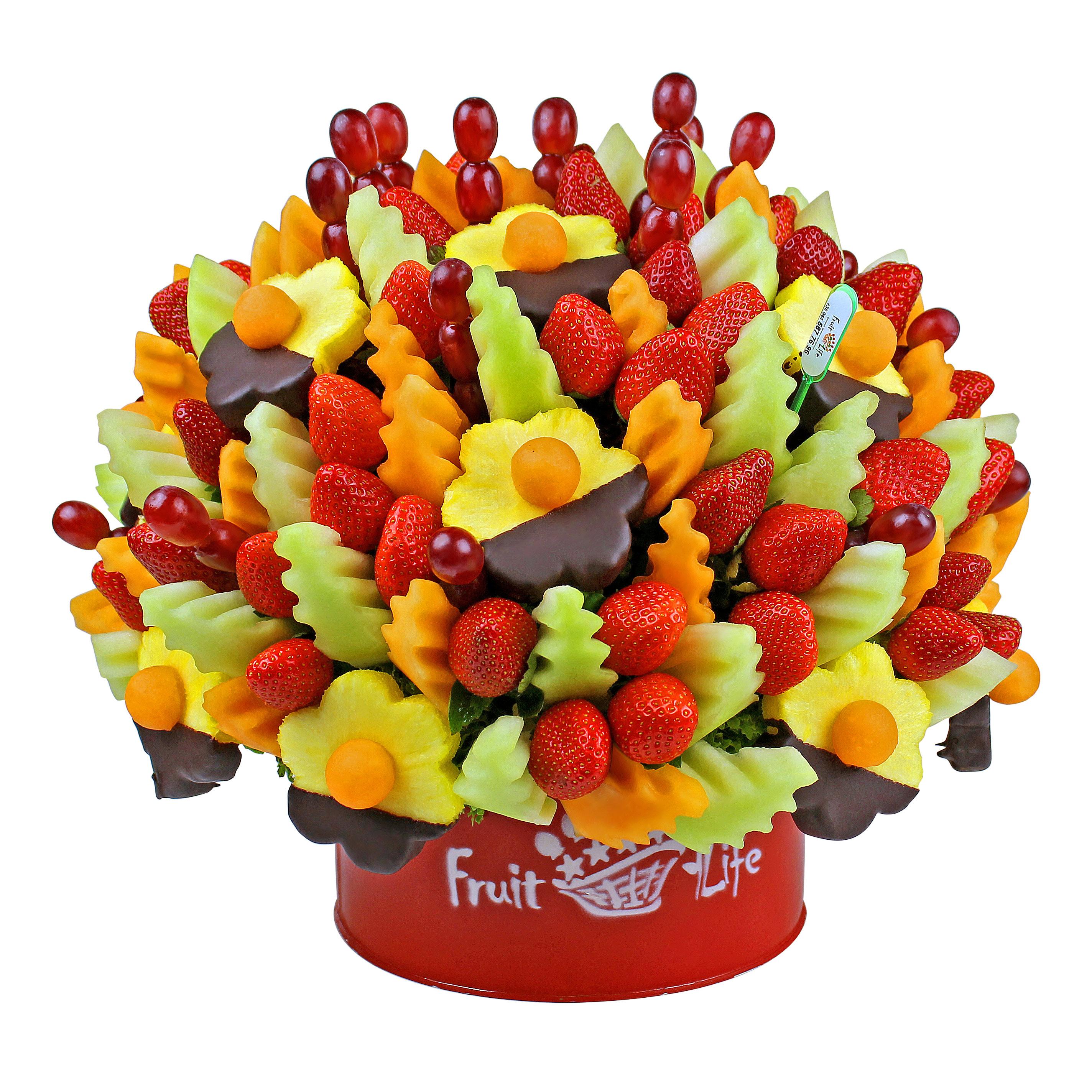Заказать фруктовый букет одесса
