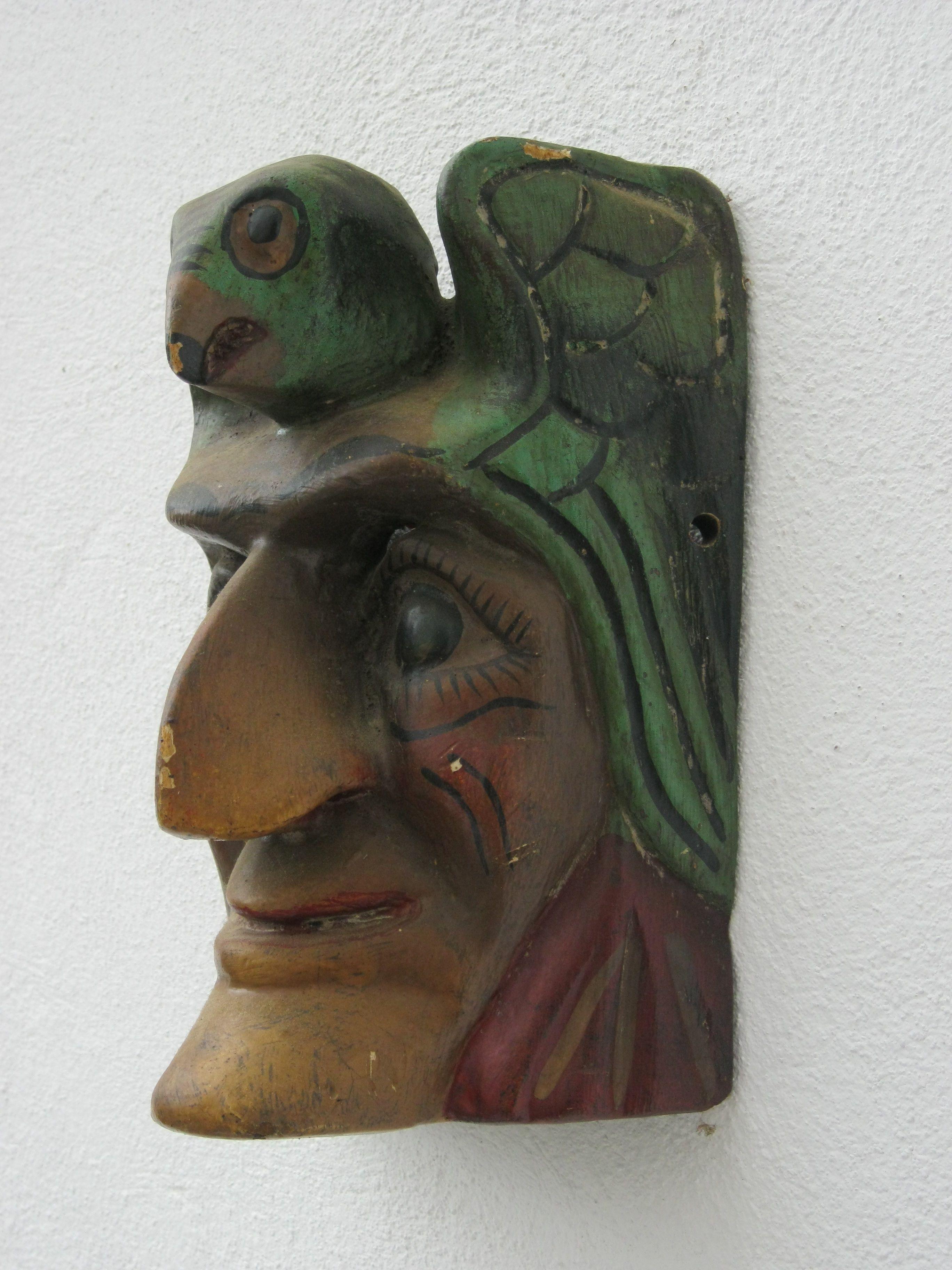Quetzal Warrior