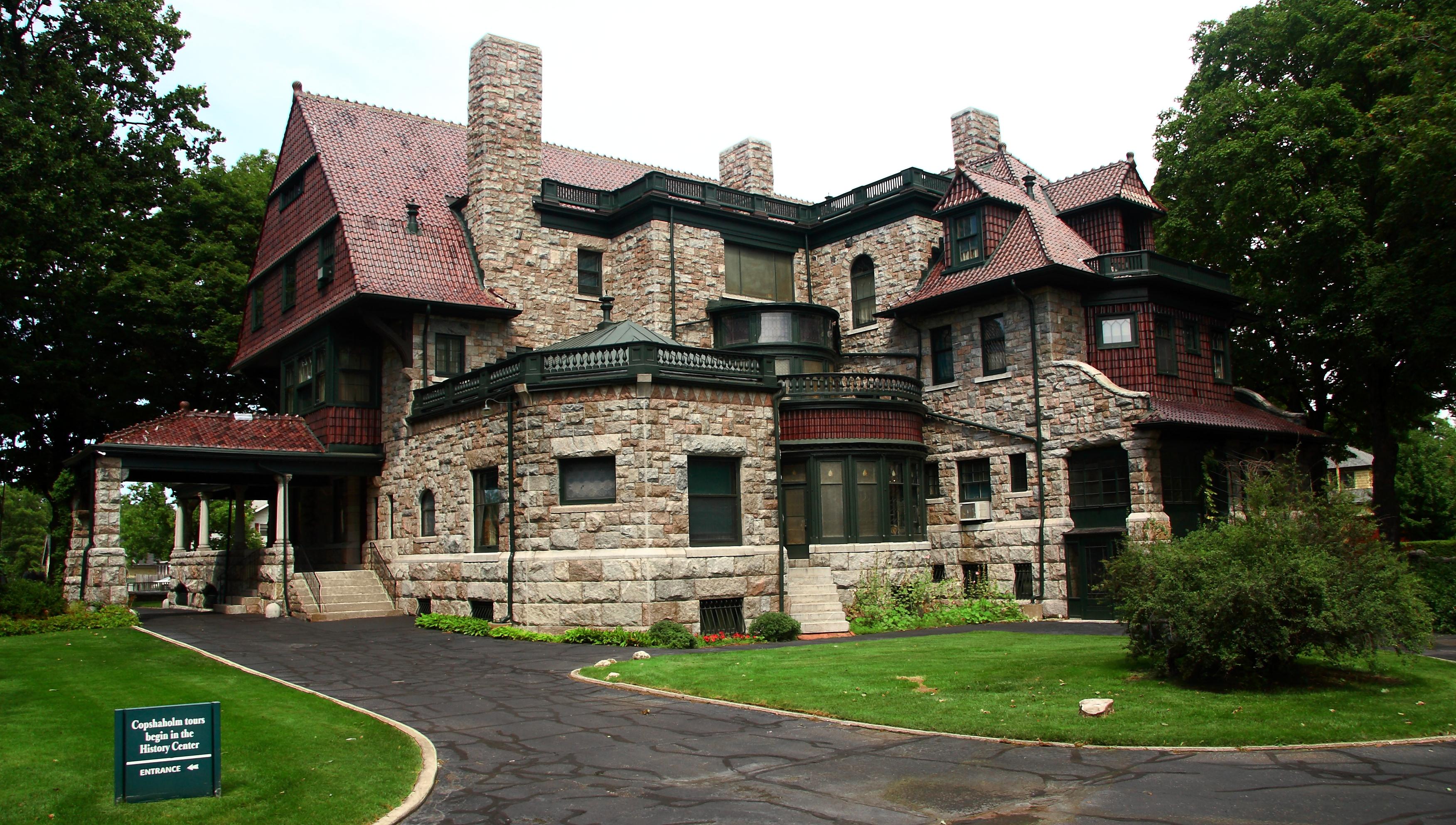 File 05 Copshaholm The Oliver Mansion South Bend 1