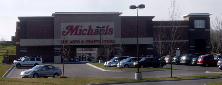 picture relating to Pat Catan's Coupons Printable named The Michaels Providers - Wikipedia