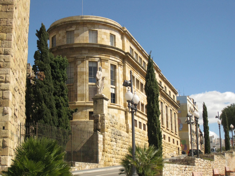 File:140 Museu Nacional Arqueològic de Tarragona, passeig de Sant Antoni.jpg ...