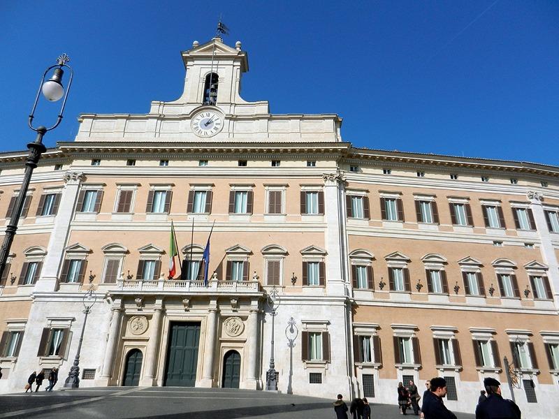 Italiens parlament wikipedia den frie encyklop di for Il parlamento italiano wikipedia
