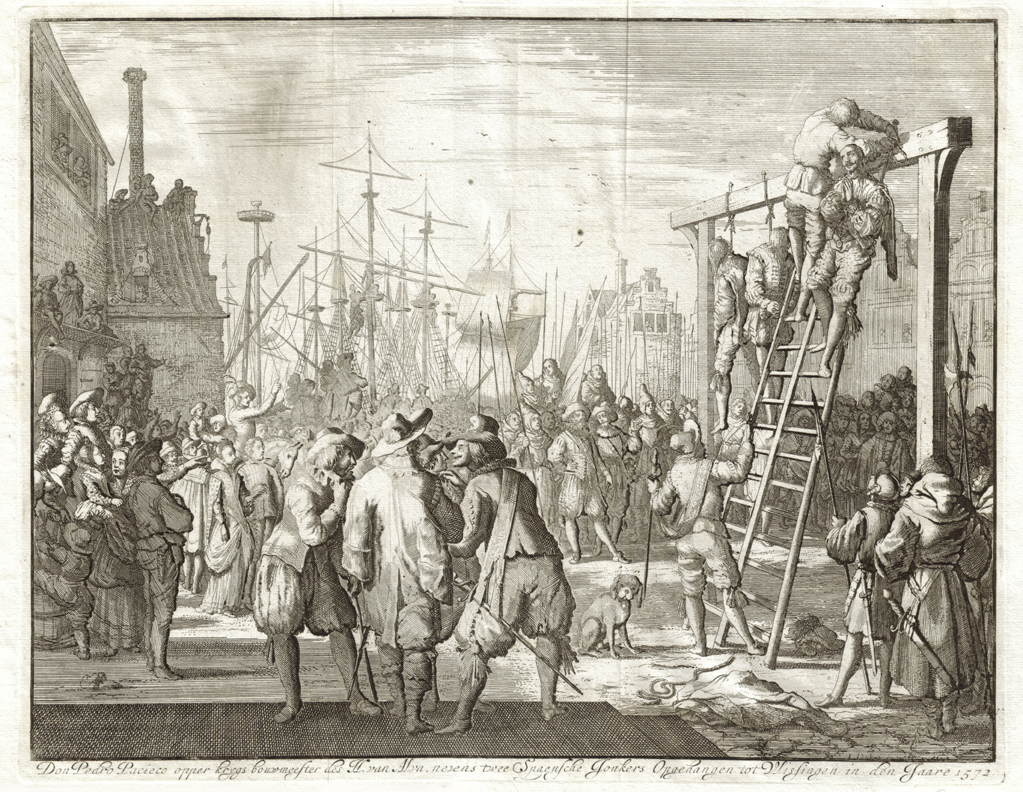 File:1572 Terechtstelling Don Pacieco te Vlissingen.jpg