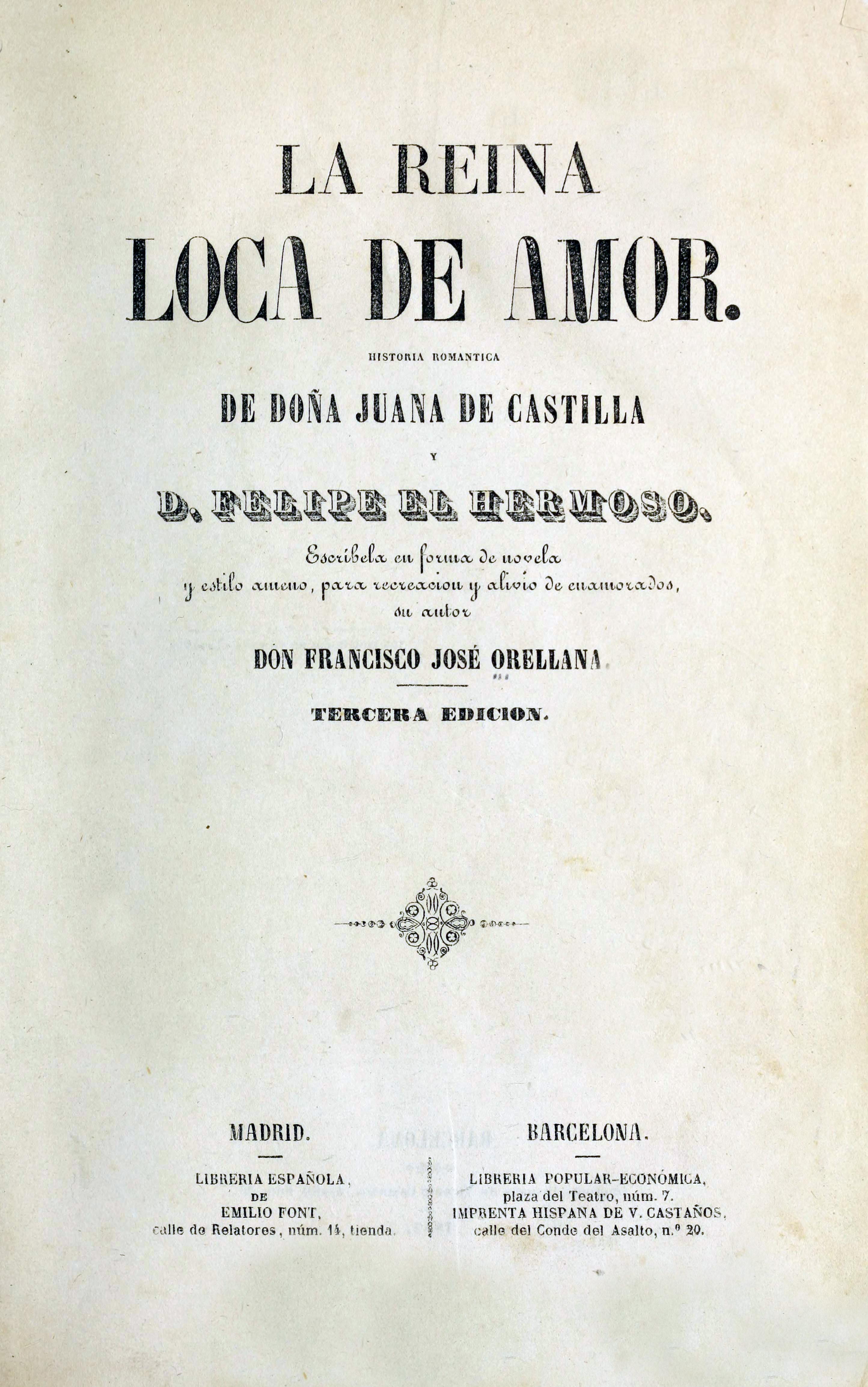 File:1862, La reina loca de amor, Francisco José Orellana.jpg