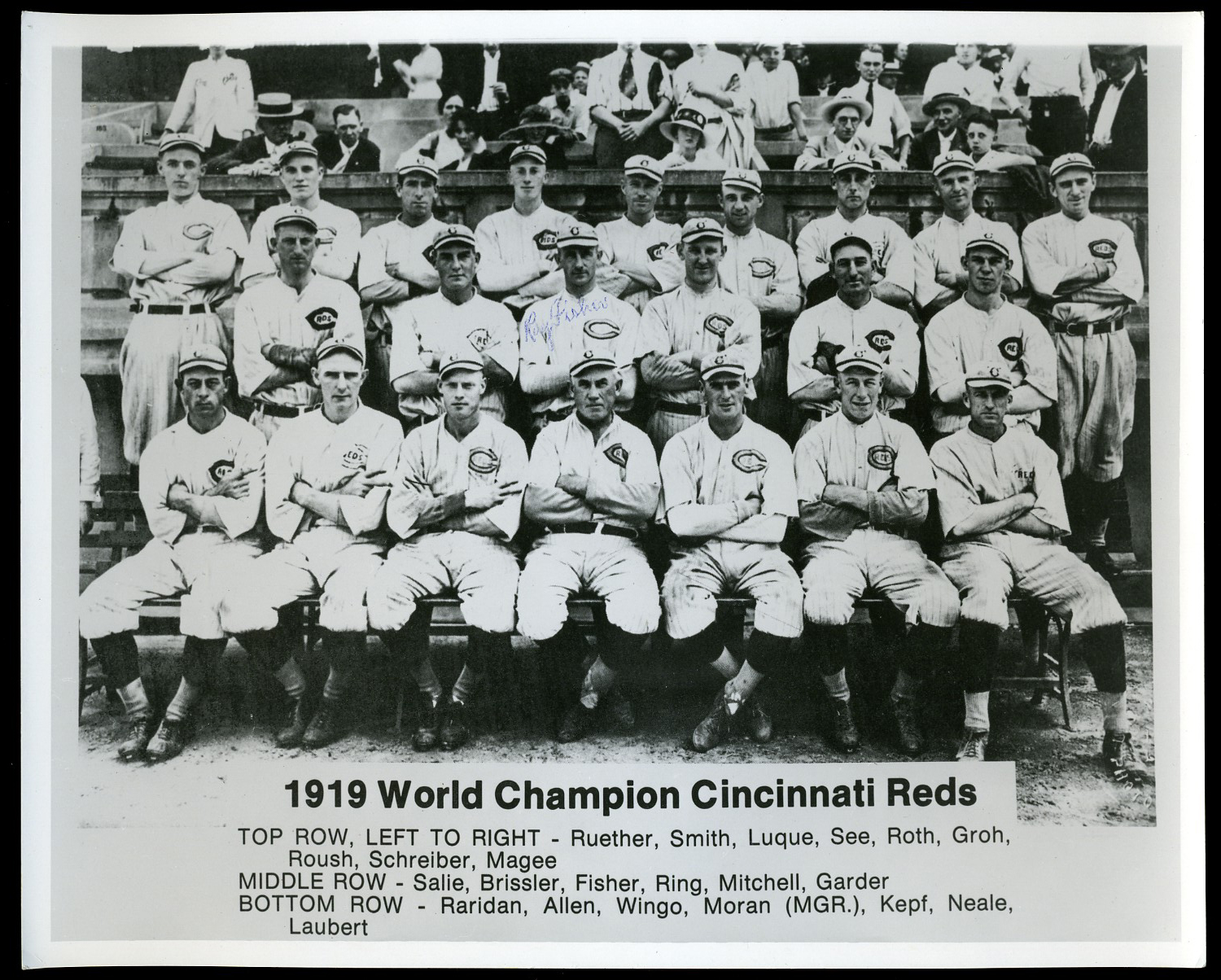1919 world series essay