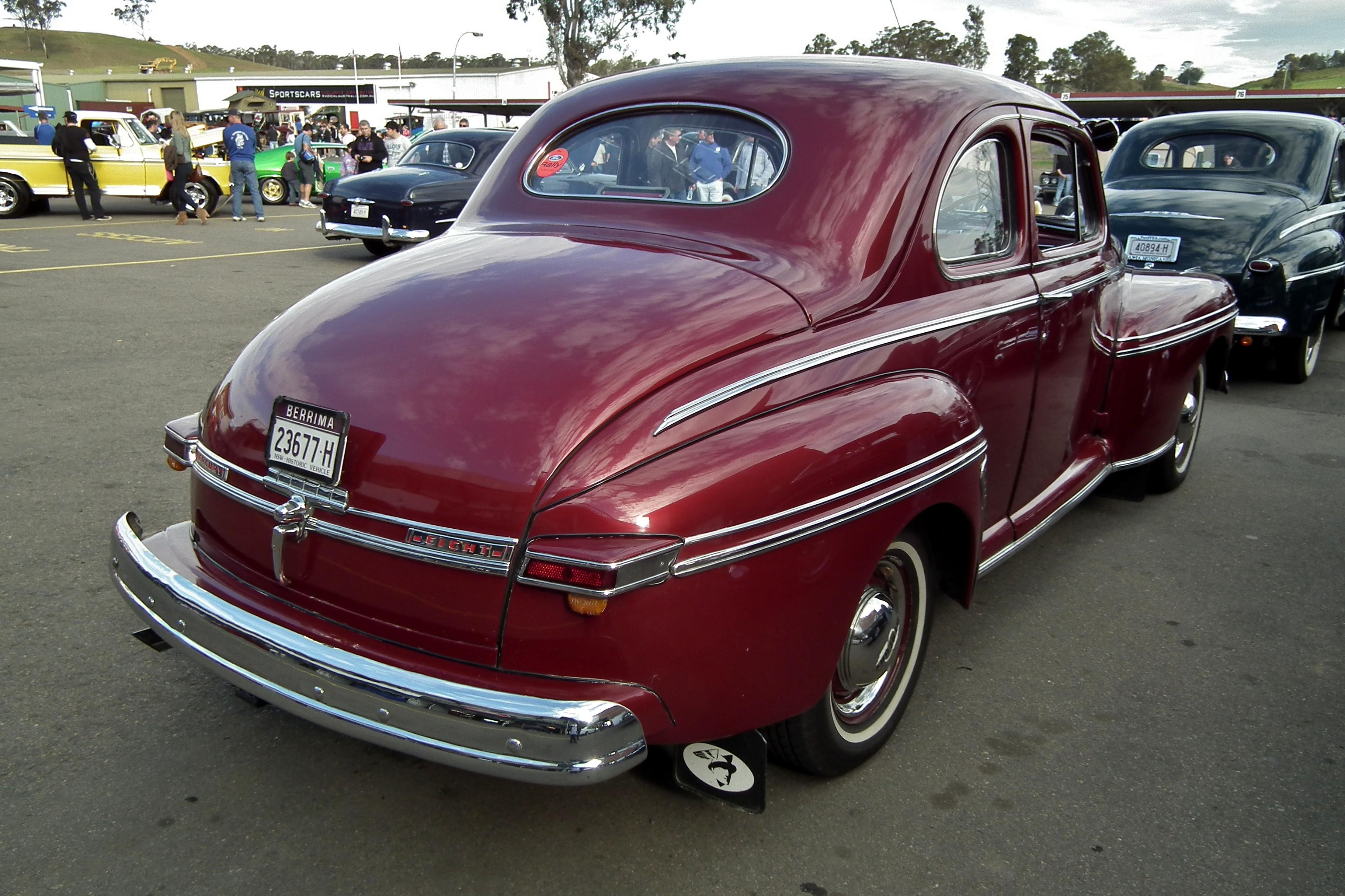 1946 mercury coupe images galleries for 1946 mercury 4 door sedan