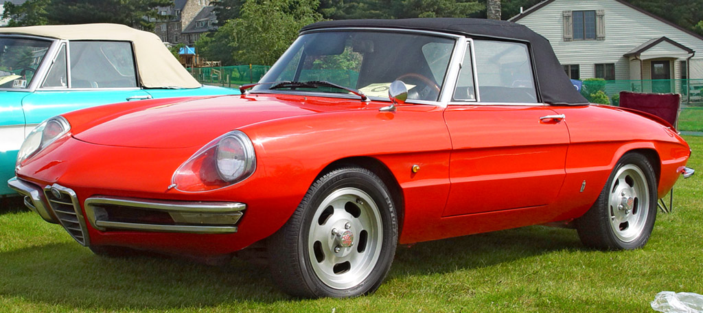 Image result for alfa romeo Spider