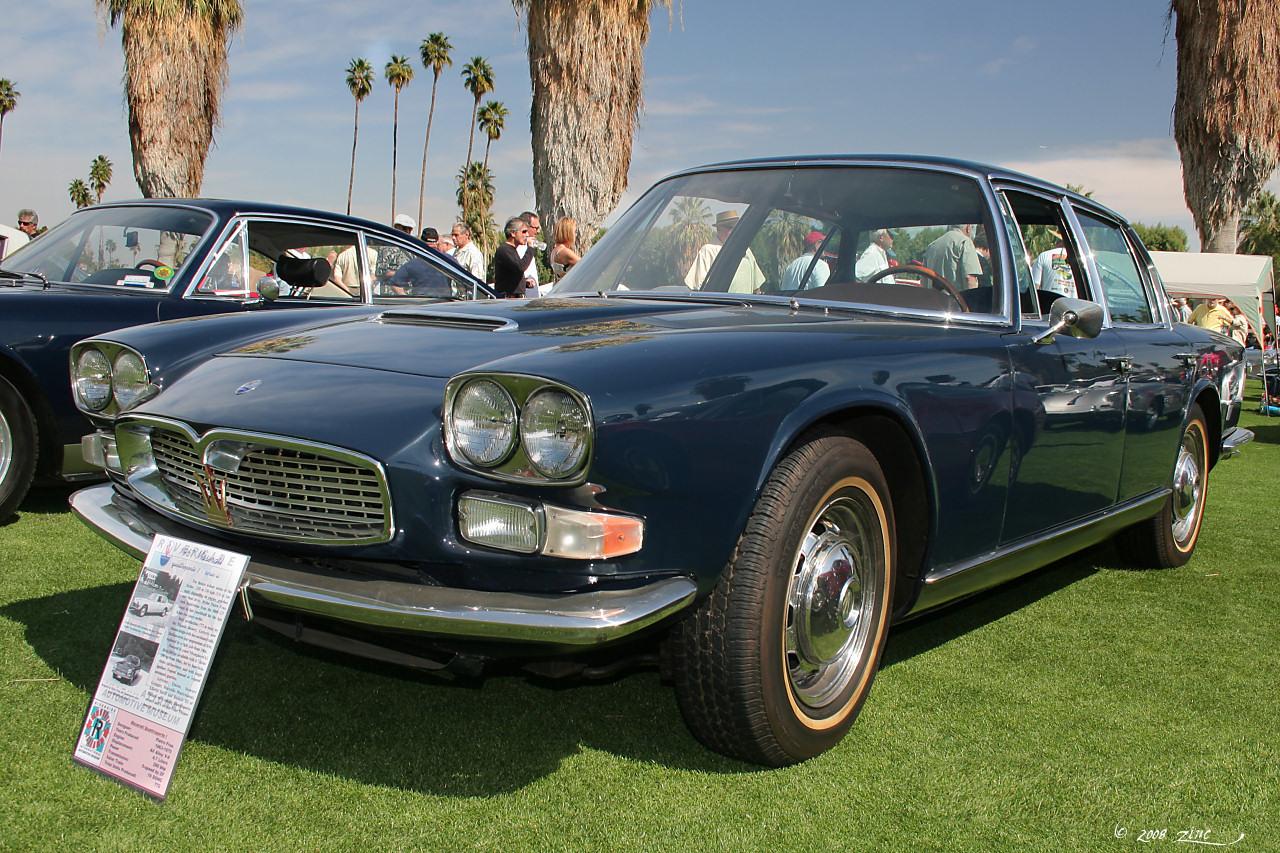 File:1967 Maserati Quattroporte 1 Series II - 3fvl3 ...