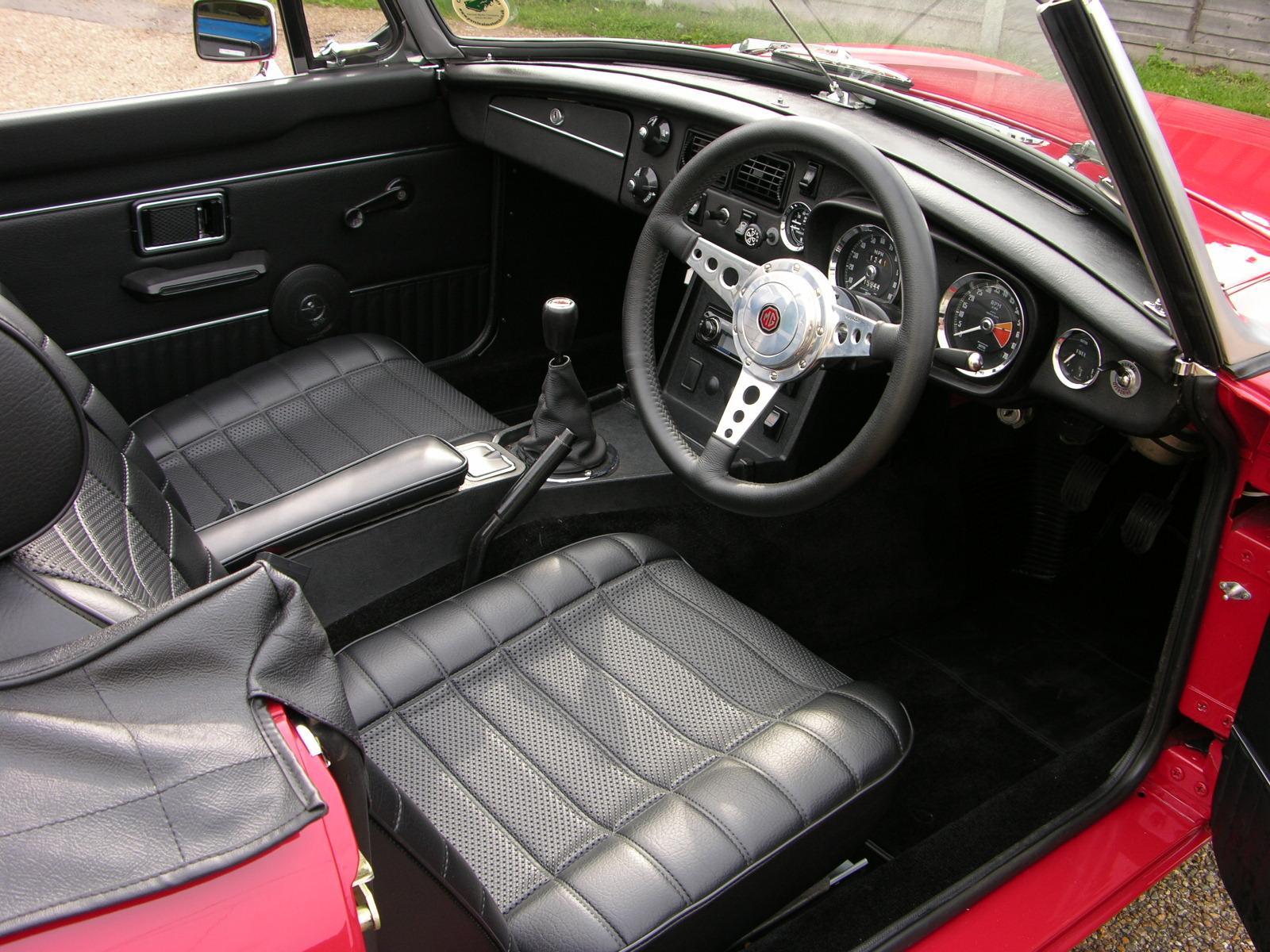 Description 1973 MG MGB Flickr The Car Spy 18 Jpg