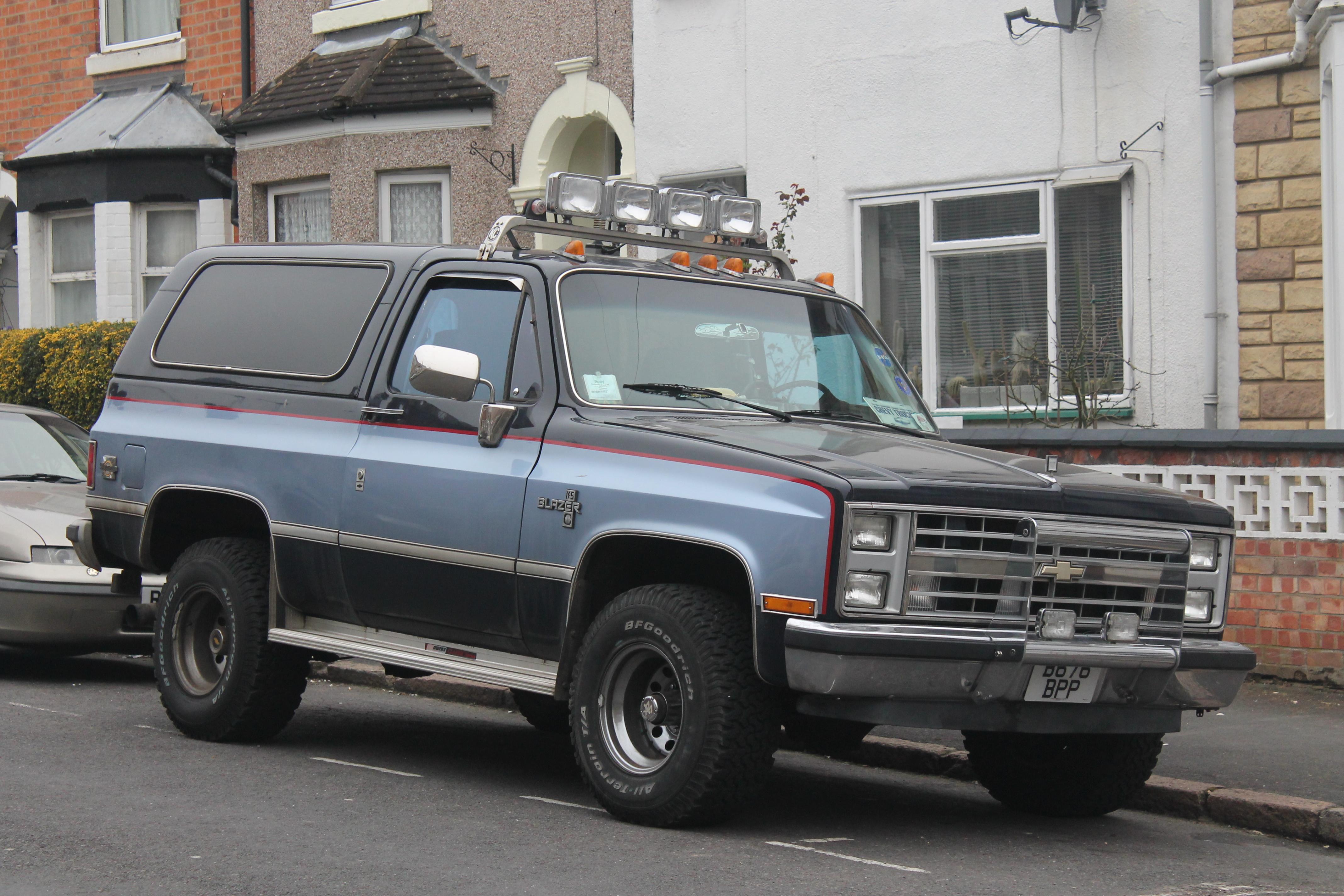 File 1985 Chevrolet Blazer K5 6 2 sel