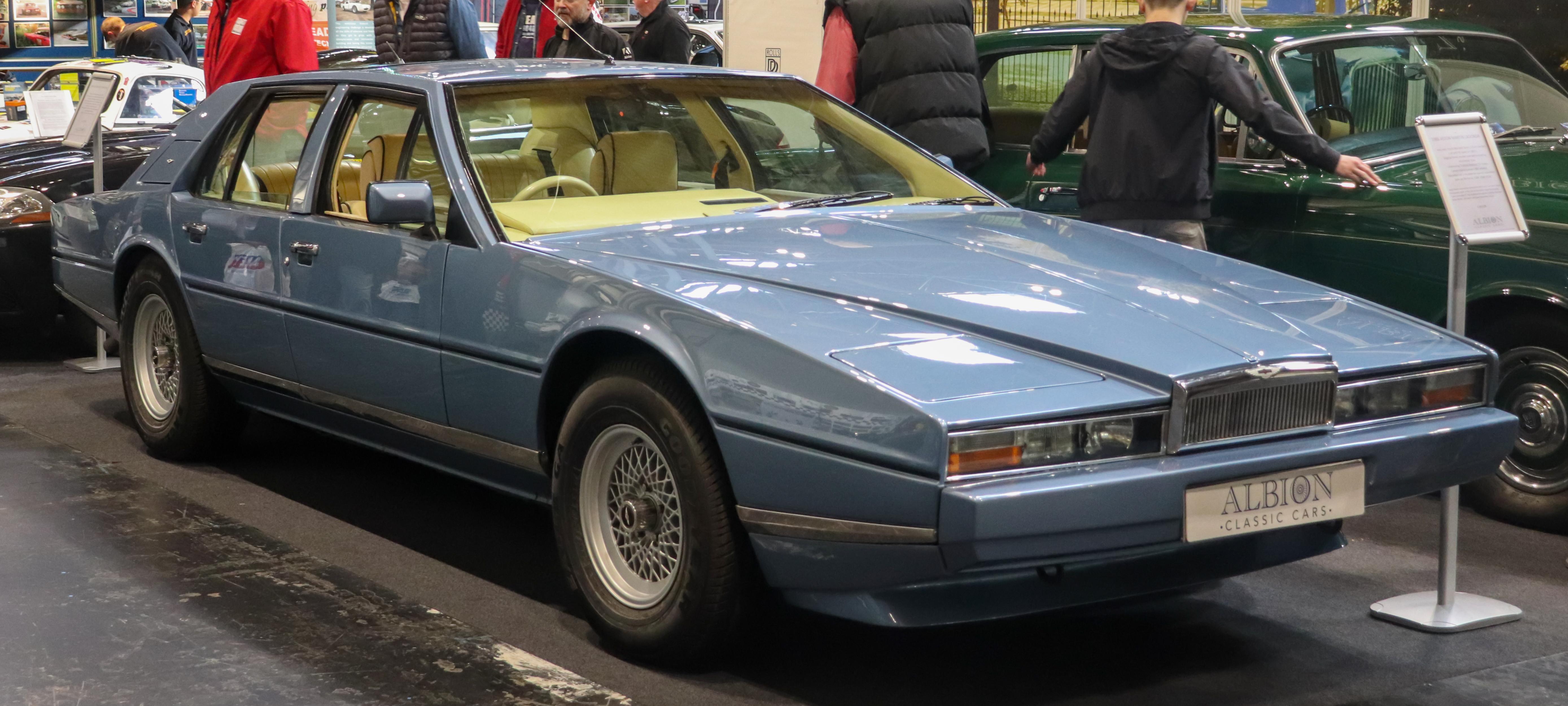 Aston Martin Lagonda Wikiwand