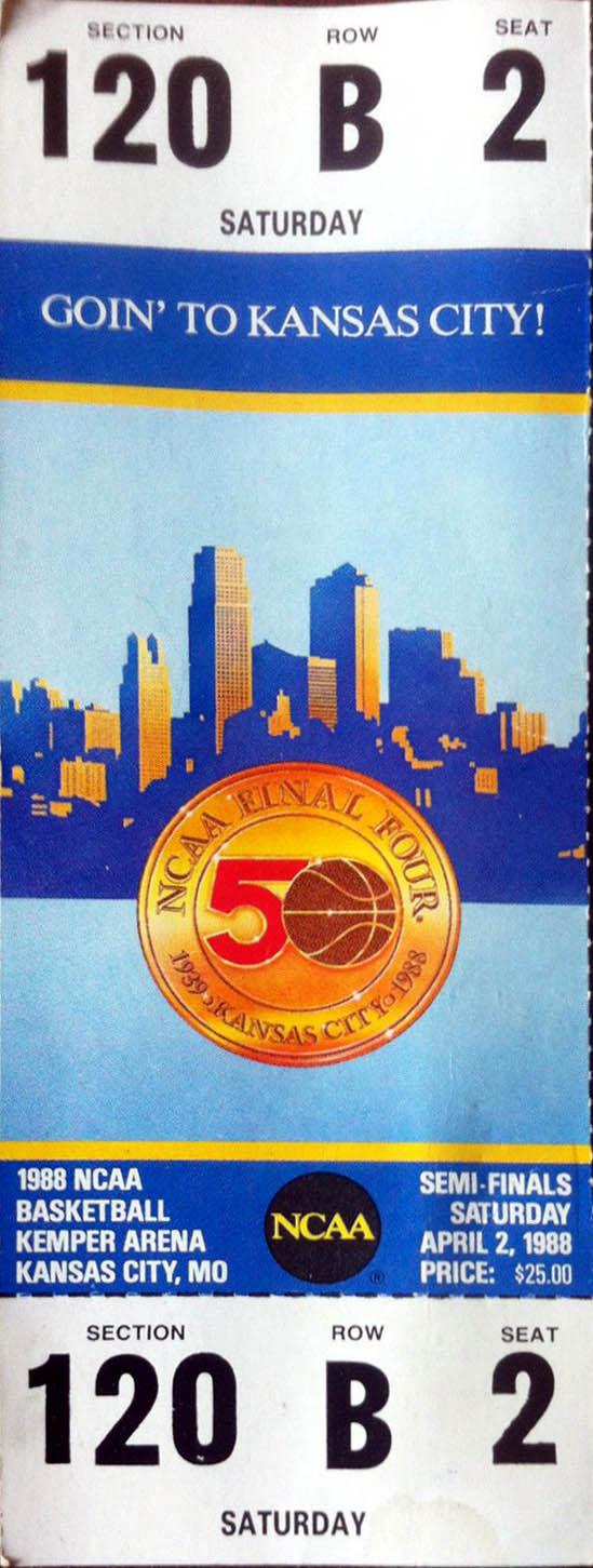 1987–88 Kansas Jayhawks men's basketball team - Wikipedia