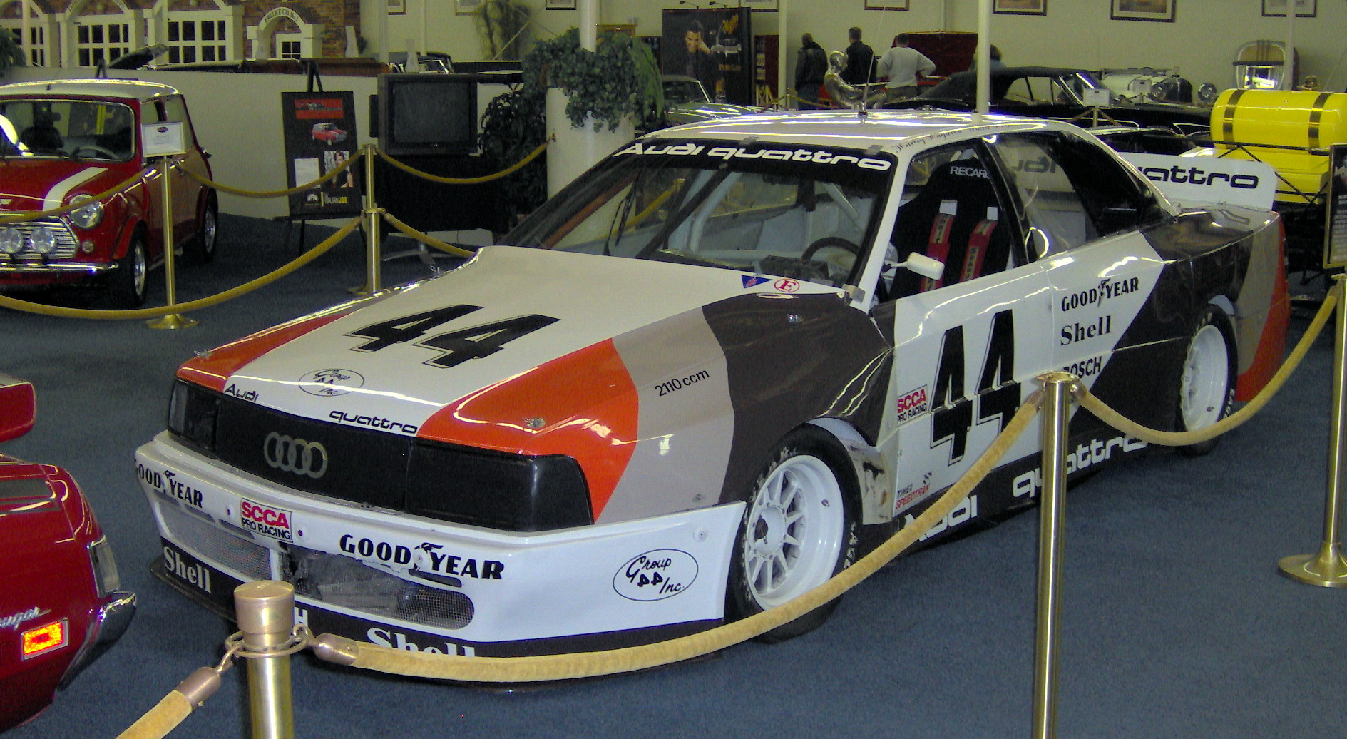 File:1989 Audi 200 Quattro Trans Am.JPG - Wikipedia, the free ...