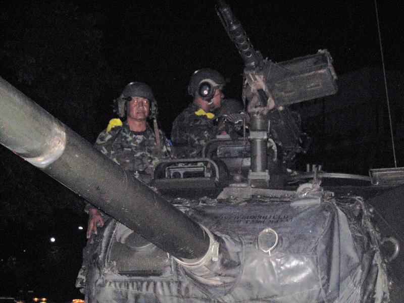 Resultado de imagem para golpe militar en tailandia 2006
