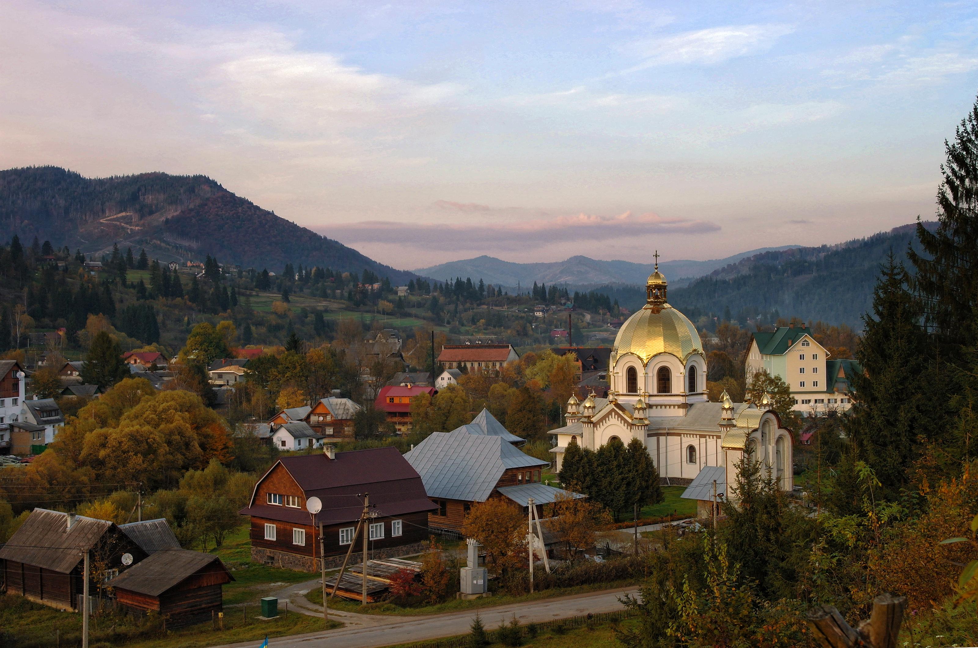 Славське — Вікіпедія