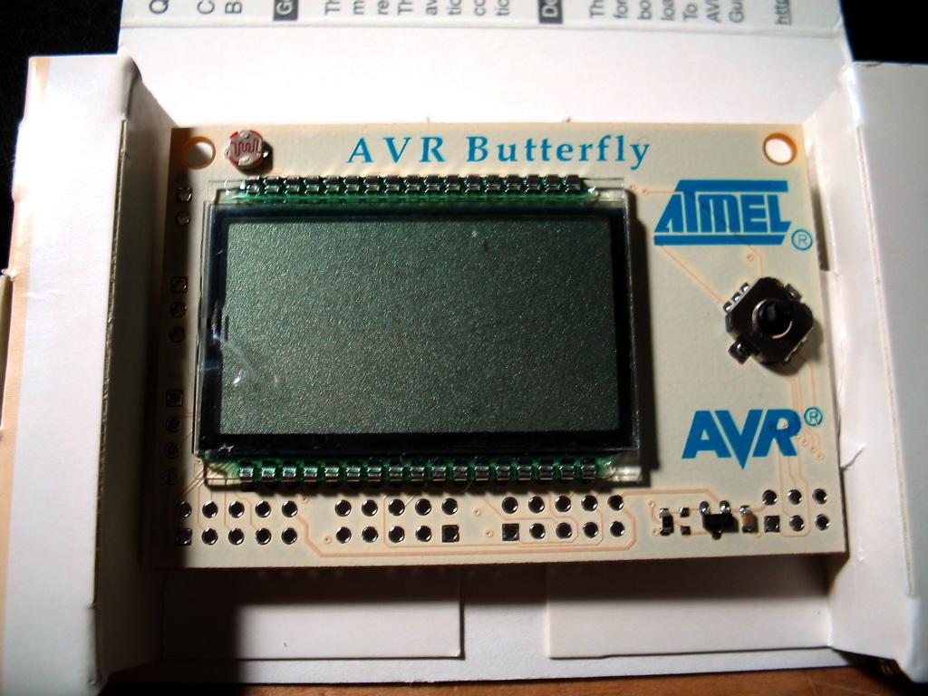 AVR Butterfly - Wikipedia