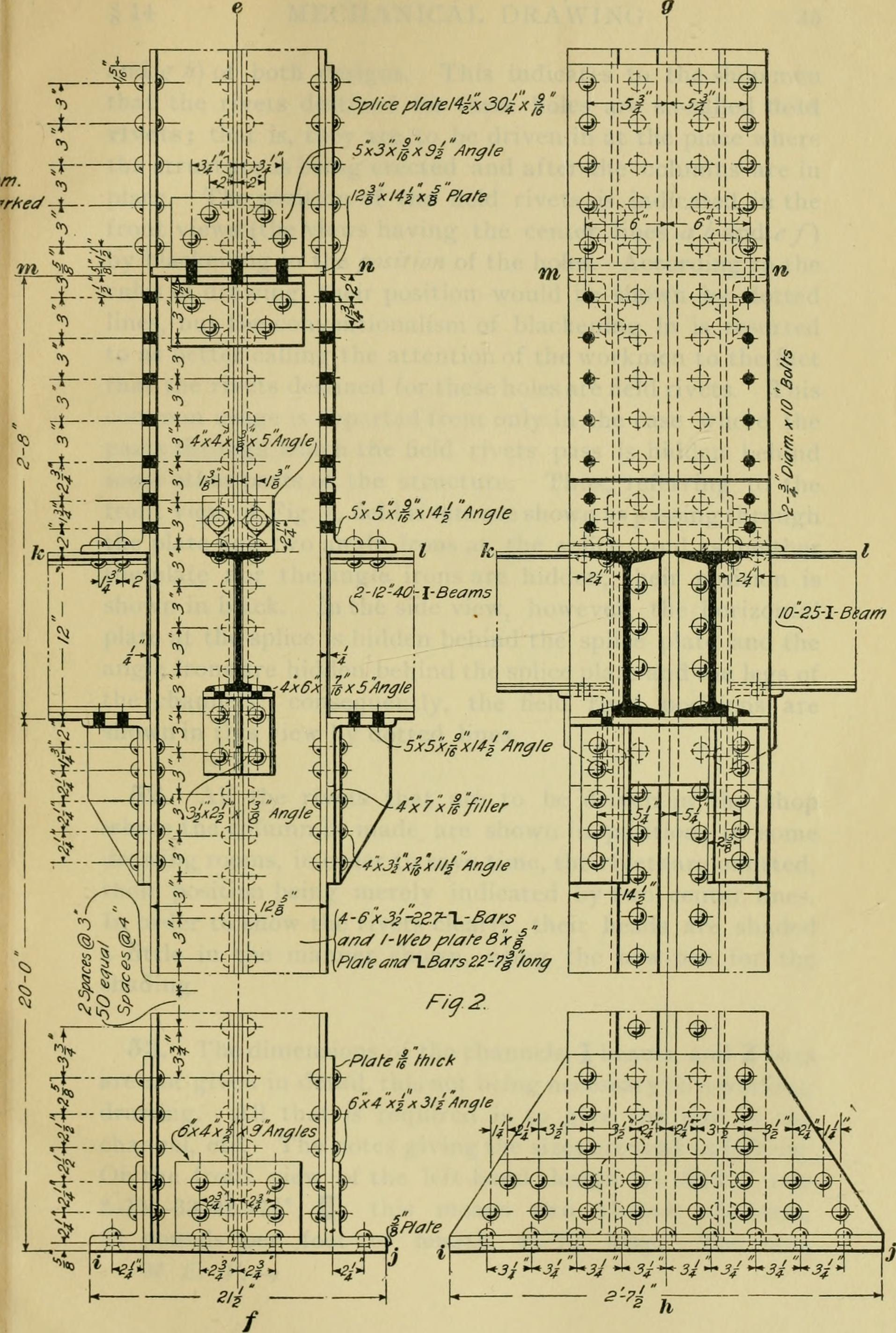 Filea Textbook On Mechanical And Electrical Engineering 1902 Diagram Create An 14768980401