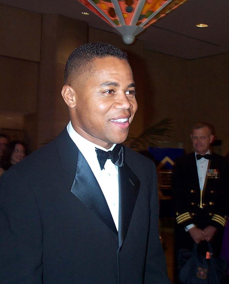 Cuba Gooding Jr. Actor