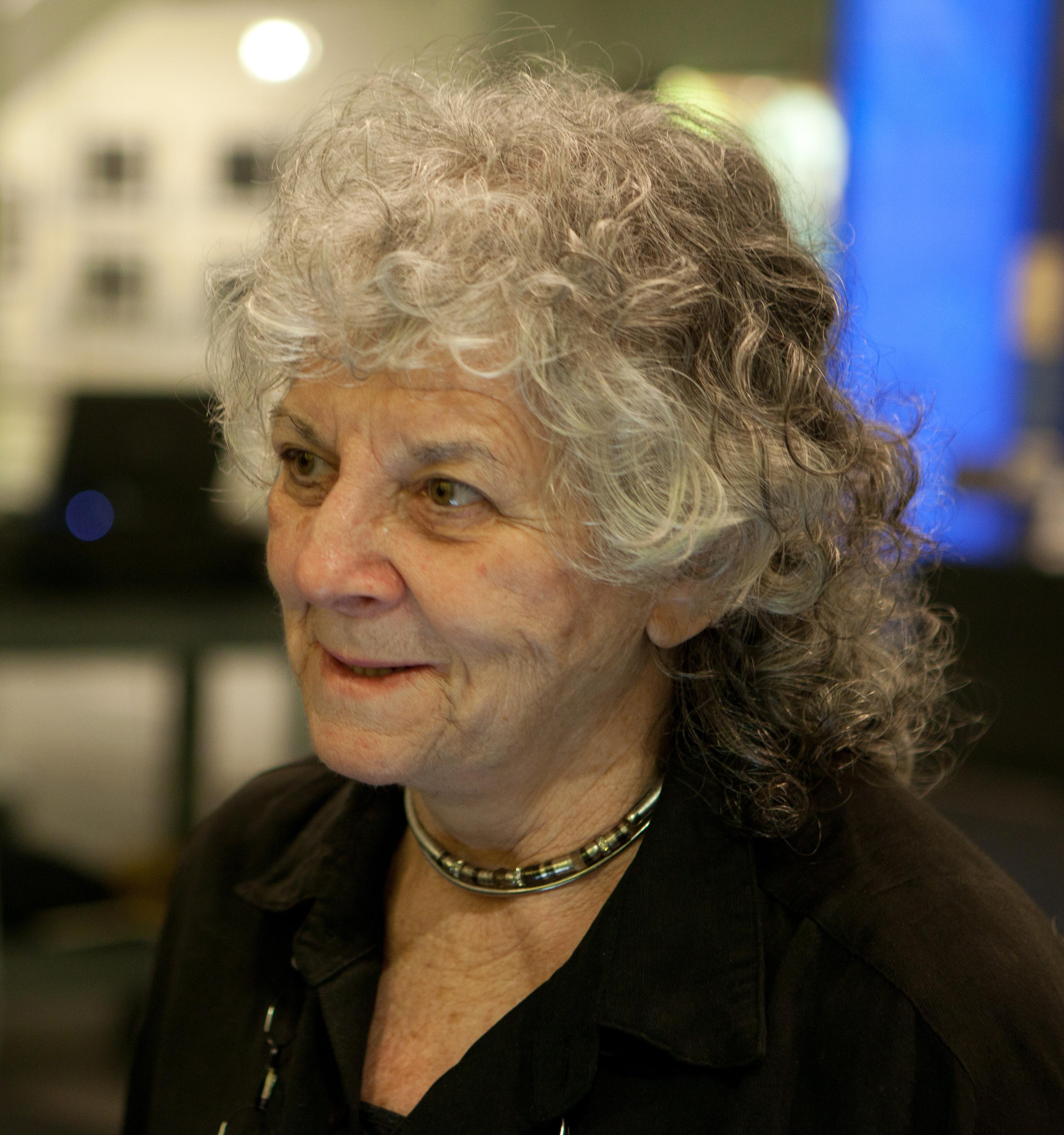 image of Ada Yonath
