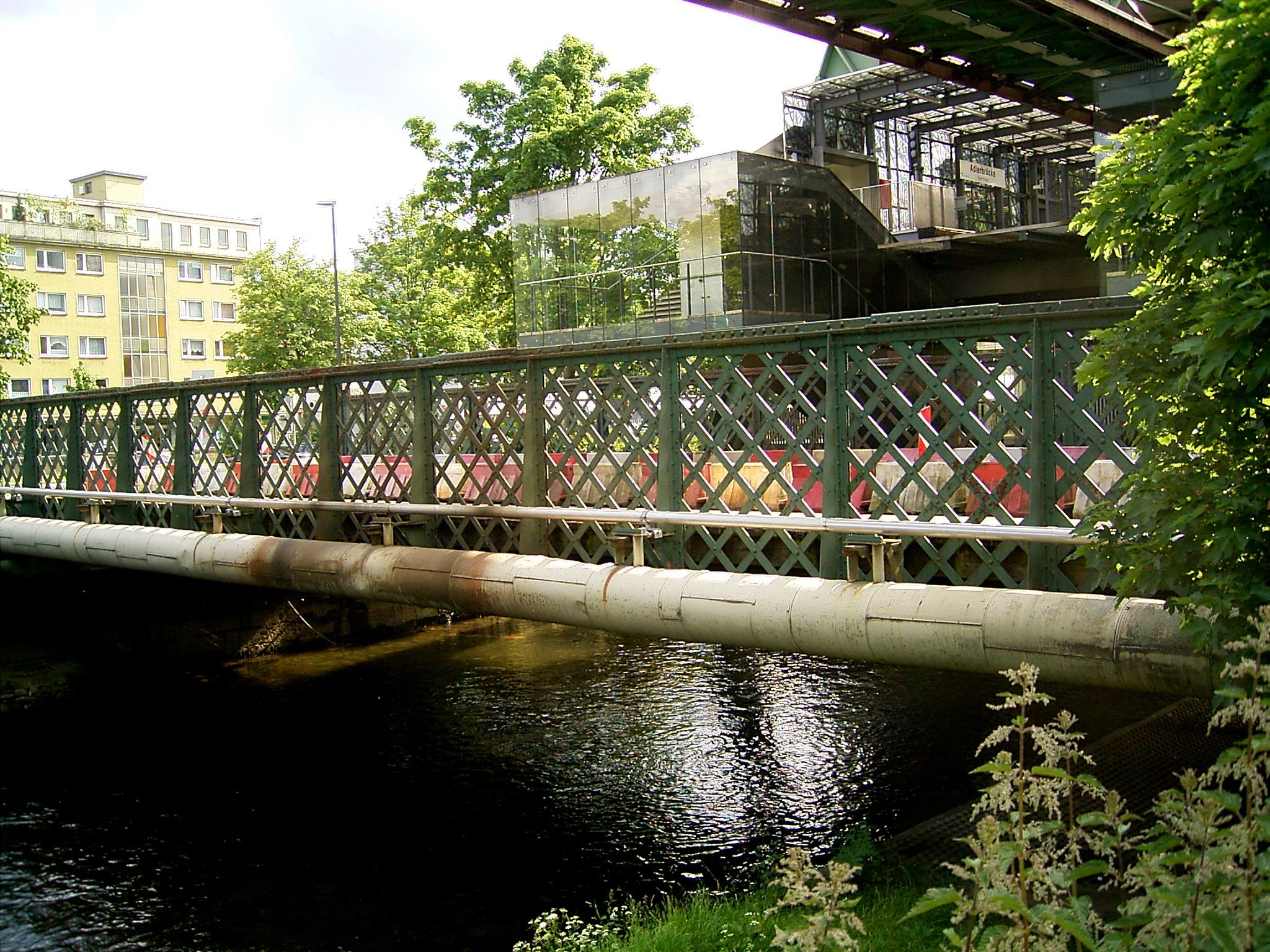 Adlerbrücke (Quelle: Frank Vincentz/ Wikimedia)