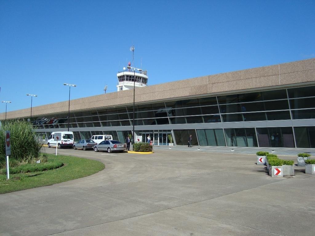 Depiction of Aeropuerto Internacional Rosario Islas Malvinas