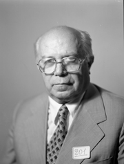 Alessandro Faedo Italian mathematician and politician