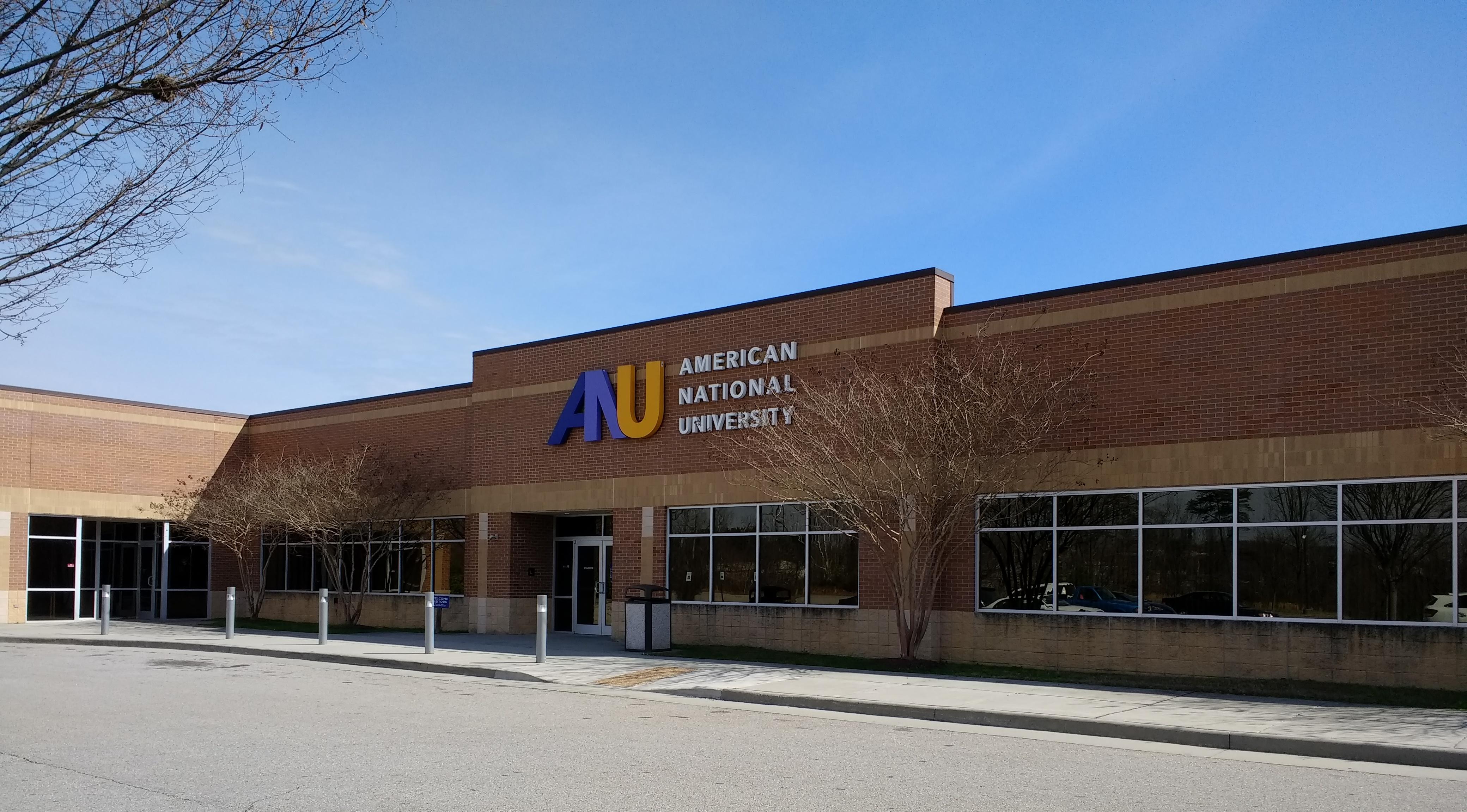 National American University Login >> American National University Wikipedia