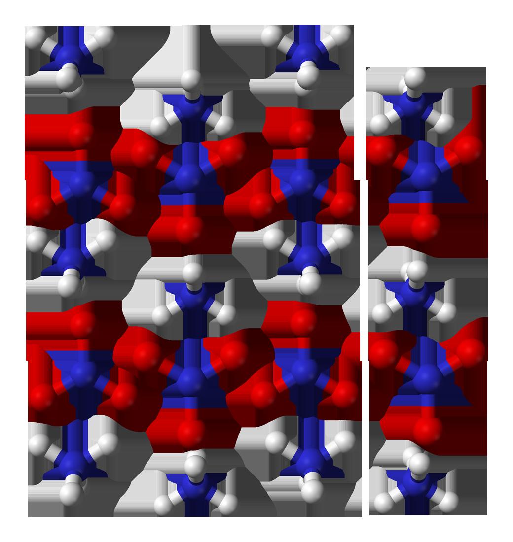 Нитрат аммония - Ammonium nitrate