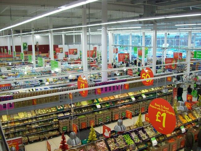 File:Andover - Supermarket - geograph.org.uk - 1056048.jpg