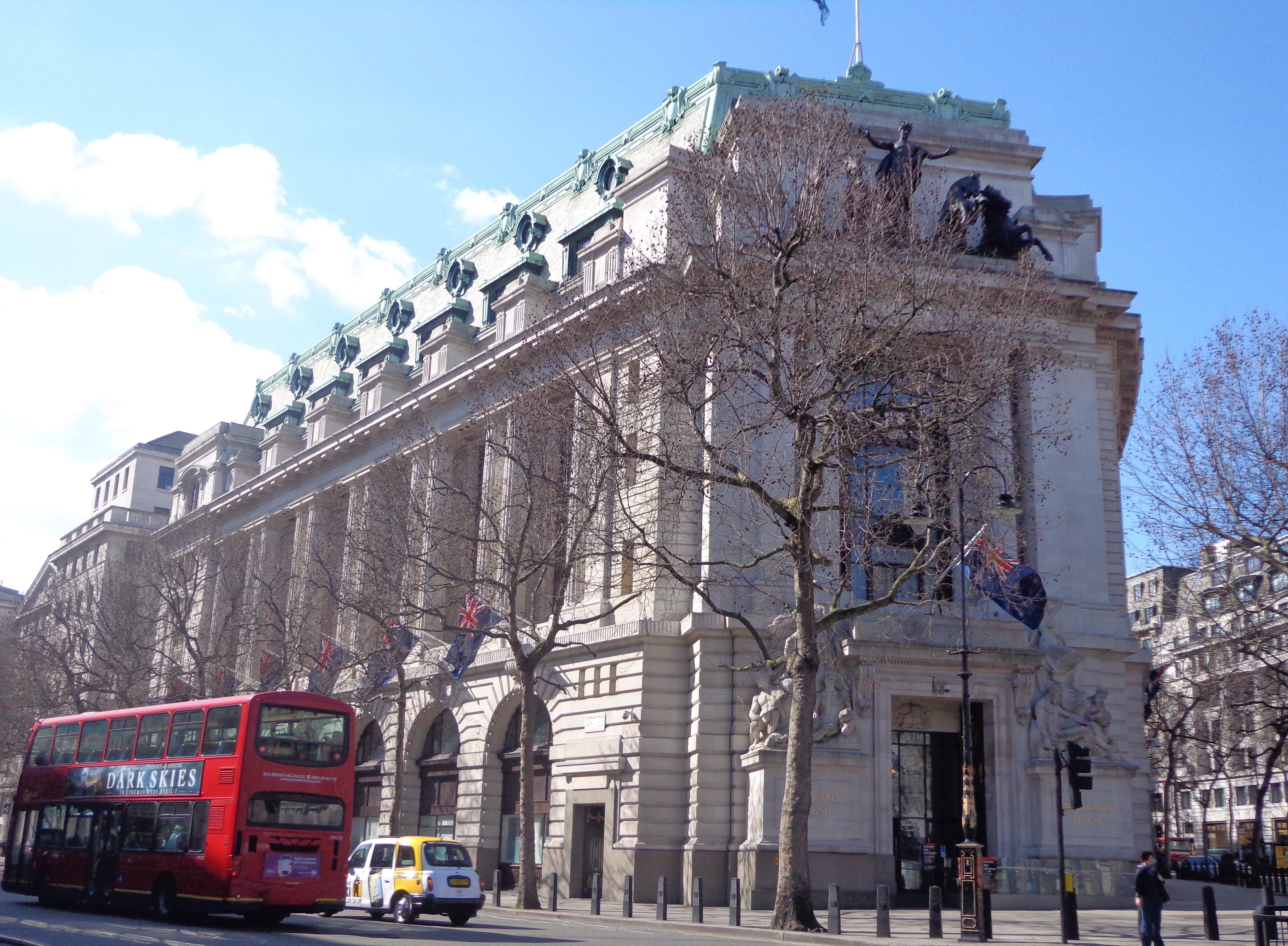 Australia House%2C London - 37+ Australia House London Pictures  Pictures