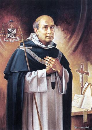 blaženi Bartolomej de Martyribus Fernandes - redovnik in škof