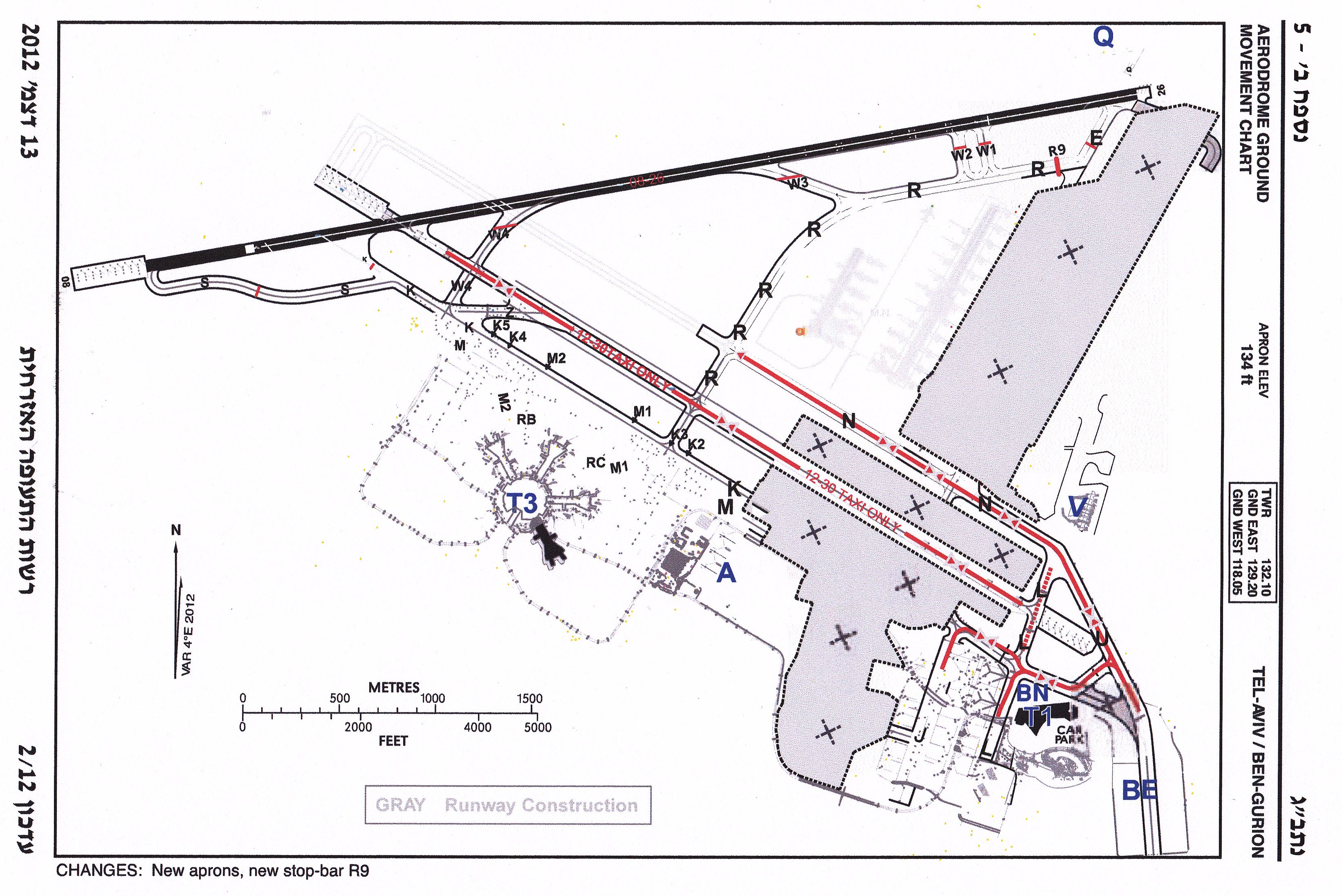 File Bengurionaerodromechart-red Jpg