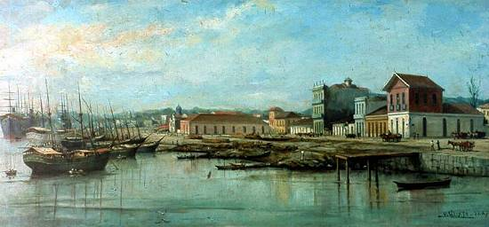 File:Benedito Calixto - Porto de Santos, 1887.jpg